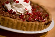 pies & tarts on Pinterest | Sweet Potato Pies, Tarts and Blackberries