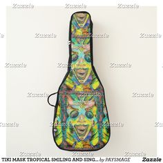 Guitar Gifts, Music Gifts, Perfect Music, Guitar Case, Sling Backpack, Personalized Gifts, Cases, Shopping, Design
