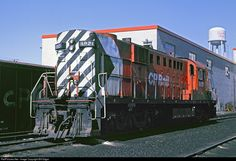 RailPictures.Net Photo: CP 8921 Canadian Pacific Railway MLW RSD-17 at Toronto, Ontario, Canada by Bill Edgar