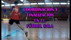 Ejercicios de coordinación y finalización en Fútbol sala | Futsal attack...