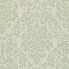 Zoffany - Luxury Fabric and Wallpaper Design | Products | British/UK Fabric and Wallpapers | Alvescot (ZCDW07005) | Classic Damask Wallpapers