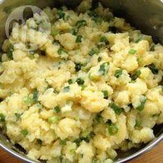 Rezeptbild: Kartoffelsalat mit Lauchzwiebeln