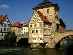 Bamberg Germany (Germany has so many favorites) We lived there for 4 years. Bamberg holds the sweet spot though!