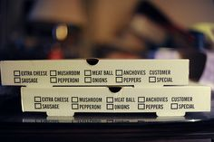 Thestuff they put into pizza boxes might cause obesity-- and we're not talking about the pizza. We're talking about perfluoroalkyl substances (PFASs).