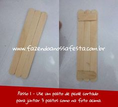 Como fazer porta guardanapos Parte 1 Popsicle Stick Art, Popsicles, Recycling, Projects To Try, Birthdays, Diy, Baby Shower, Birthday Party Ideas, Ideas Party