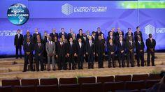 Cumbre Energética de los Estados Unidos de América, el Caribe y Centroam...