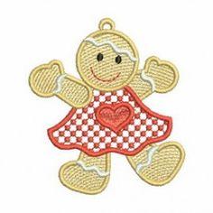 FSL Gingerbread Men