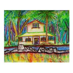 ...Rainbow House... from wgilroy's Seaside gallery for $20.00 on Square Market