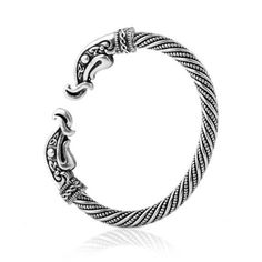 """Universe of goods - Buy """"My Shape Silver Plated Cuff Bangle Bracelet Men Fashion Jewelry Accessories Vintage Teen Crow Viking Bracelets Bangles for Women"""" for only 3 USD. Pandora Bracelets, Metal Bracelets, Bracelets For Men, Cuff Bracelets, Bangles, Men's Fashion Jewelry, Punk Jewelry, Fashion Bracelets, Jewelry Accessories"""