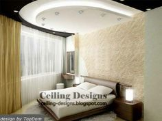 bedrooms false ceiling designs