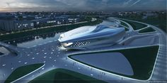 Zaha Hadid Vanguard Projects - SkyscraperCity