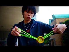 Pro YoYo Tricks Across Asia - YouTube