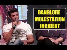 Hrithik Roshan's BEST reaction on Bangalore Molestation Incident. Hrithik Roshan, Gossip, Interview, Youtube, Youtubers