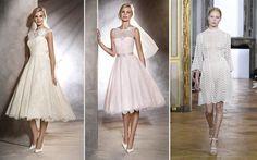 Die Modedesigner zeigen, was die Hochzeitstrends 2017 sind.