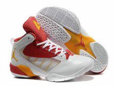 promo code a2ea5 6d2fe Jordan Fly Wade 2 EV White Del Sol Gym Red, Style code  514340-