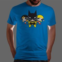 Supertough Girls   Qwertee : Limited Edition Cheap Daily T Shirts   Gone in 24 Hours   T-shirt Only £8/€10/$12   Cool Graphic Funny Tee Shirts