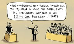 Berger & Wyse: on court room shenanigans – cartoon | Life and style | The Guardian