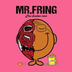 Mr. Fring The Chicken Man #breakingbad
