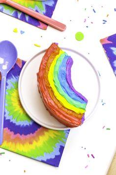 DIY Rainbow Emoji Mi