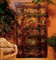 Pamela Silin Palmer Artist and Designer Funky Painted Furniture, Artsy, Traditional, Interior Design, Creative, Kitchens, Design Ideas, Painting, Doors