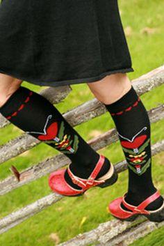 Modernized Swedish folklore - I could wear those.