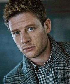 Because of James Norton! Attractive Male Actors, David James Elliott, Ginger Men, Best Supporting Actor, American English, James Mcavoy, British Actors, Famous Faces, No One Loves Me