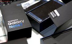 Las baterías y no el diseño, la causa principal de los problemas del Note 7 según Samsung
