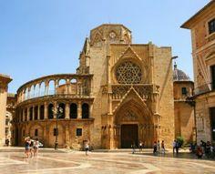 Catedral de Valencia, España
