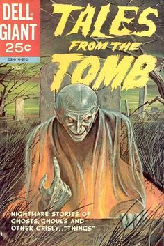 Tales From the Tomb #1 (Issue)