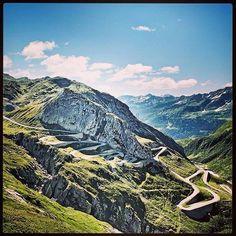 Gotthard via Tremola