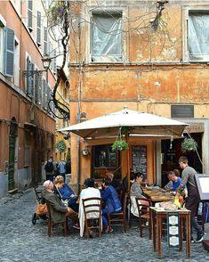 Trastevere Roma Italy