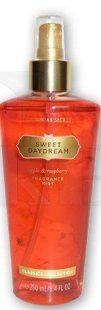 Victoria's Secret Sweet Daydream 8.4 oz Fragrance Mist by Victoria's Secret. $5.50. Victoria's Secret Classics Collection. Sweet Daydream fragrance mist apple & raspberry