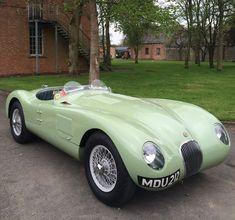 Jaguar 'C Type