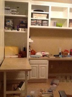 Soon to look like my office/craft room