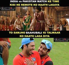 Sabse Bada Moh  #INDvPAK #PAKvIND #CT2017 #CTFinal For more cricket fun click: http://ift.tt/2gY9BIZ - http://ift.tt/1ZZ3e4d