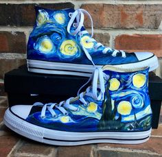 b13d3c9900a56 94 Best DBS: Painted Shoes images in 2019 | Painted Shoes, Shoes ...