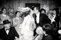 Alice in (Winter) Wonderland Wedding of Sabrina + Hubert | Green Wedding Shoes