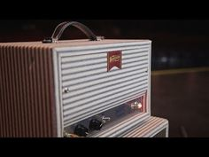 Monarch 15 Watt Guitar Amplifier — BENSON AMPS