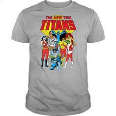 The New Teen Titans - #casual shirt #sweatshirt ideas. SIMILAR ITEMS => https://www.sunfrog.com/Geek-Tech/The-New-Teen-Titans.html?68278