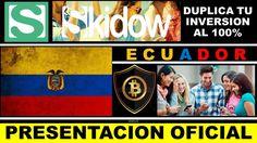 SKIDOW  ECUADOR - EXPLICACION - REGISTRO - COMO FUNCIONA - PRESENTACION ...