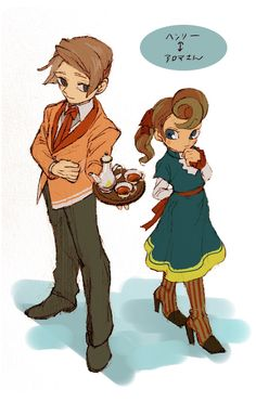 Henry and Flora