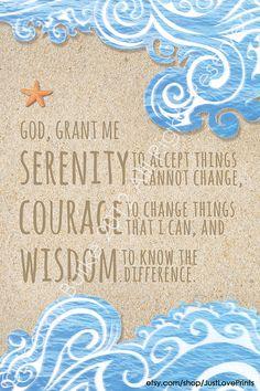 47 Best The Serenity Prayer Images Serenity Prayer Prayers