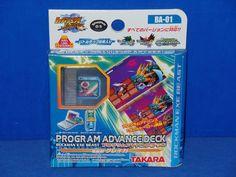 Rockman EXE Megaman NT Warrior Link PET EX BA-01 Program Advance Starter Deck in Video Gaming Merchandise | eBay