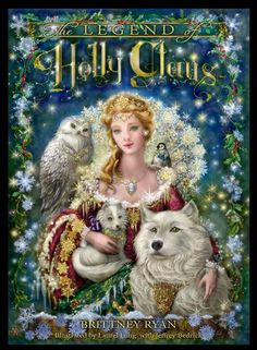 The Legend of Holly Claus- You may have heard me say this before, but it is worth saying again- this is an AMAZING book! The more I read (re-read), the more interesting it gets. And it's not just for Christmas time, it's not even focused on Christmas really, just on this wonderful, legendary adventure.