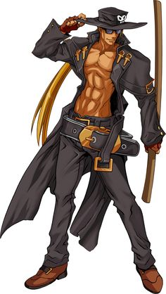 Johnny Sfondi - Guilty Gear Wiki