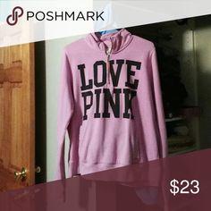 Pink sweatshirt Sweatshirt Victoria's Secret Tops Sweatshirts & Hoodies