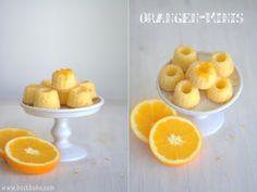 Orangen-Mini-Guglhupf