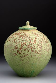 John Tilton contemporary potter