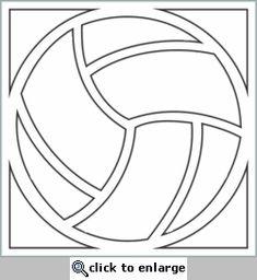 free svg file download  u2013 volleyball  u2013 beaoriginal