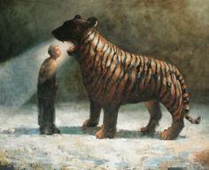 Samuli Heimonen is a Finnish painter. He was born at 1975 in Saarijävi, Finland. He graduated as Master of A. Animal Paintings, Animal Drawings, Dutch Artists, Art For Art Sake, Weird Art, Art Studies, French Art, Surreal Art, Illustration Art
